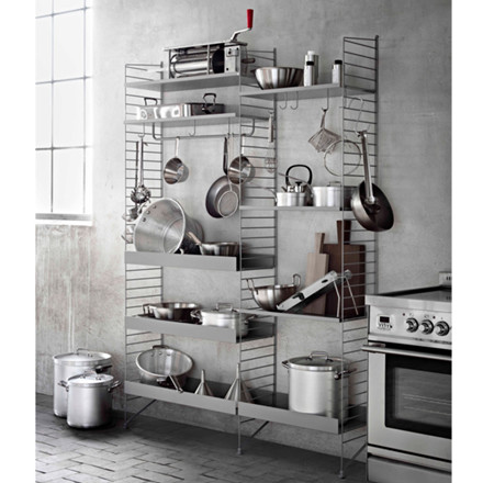 String Komplet Køkkenopstilling