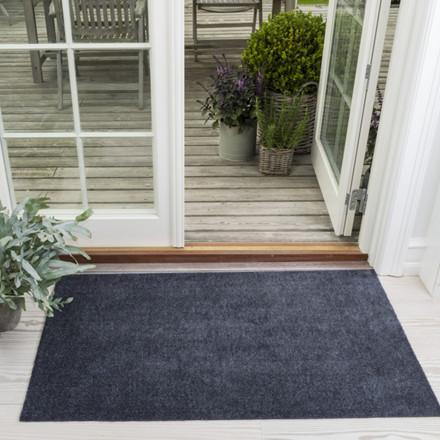 Tica Floormat Smudsmåtte 67 x 120 cm. Grå