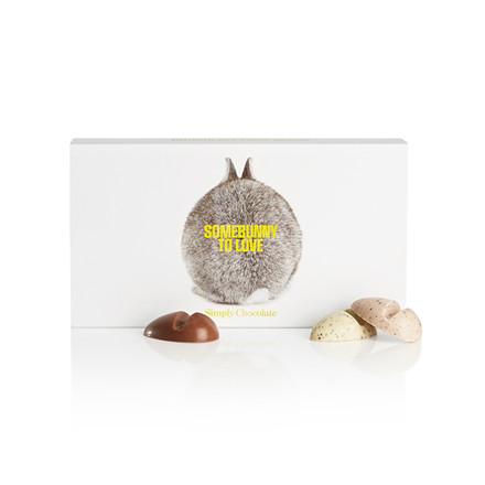 Simply chocolate box Somebunny to love