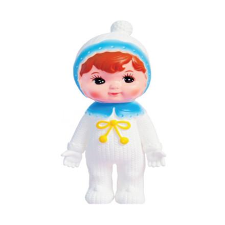 Woodland Doll Hvid med lyseblå