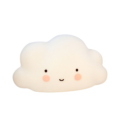 A Little Lovely Company Sky lampe hvid mini