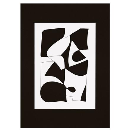 Atelier Cph Plakat Object blanc no. 26