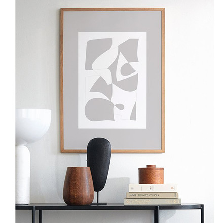 Atelier Cph Plakat Object blanc no. 28