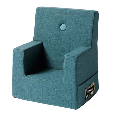 By KlipKlap KK Kids Chair Dusty Blue