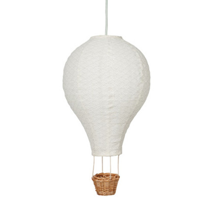 Cam Cam Lampe Luftballon Grey Wave Mint