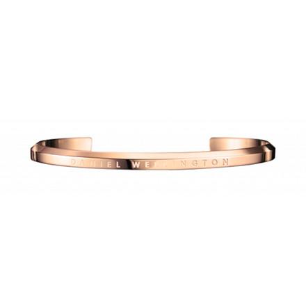 Daniel Wellington Armbånd Classic Cuff, Large, Rosa guld