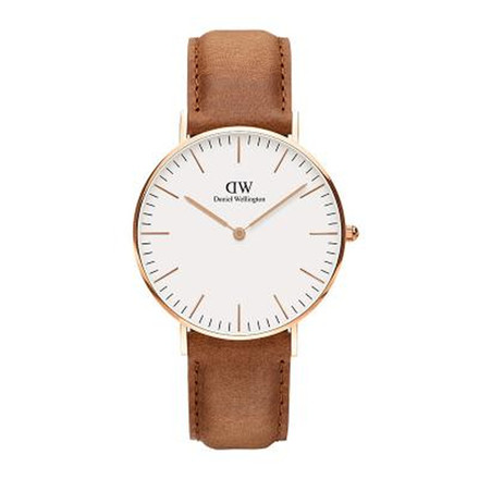 Daniel Wellington Dameur Classic Durham Rose Gold 36mm