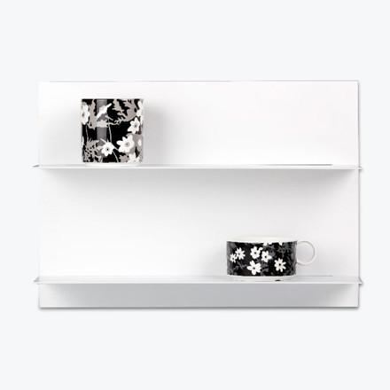 Design Letters Paper Shelf A3 Hvid