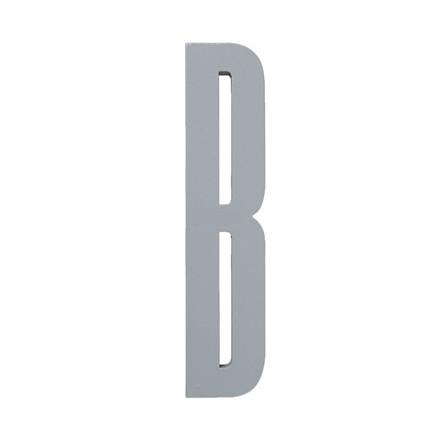 Design Letters Bogstaver I Træ Grå