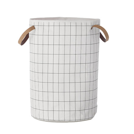 Ferm Living Vasketøjskurv Grid