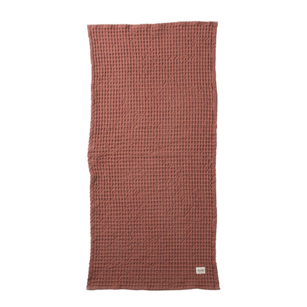 Ferm Living Håndklæde Rust