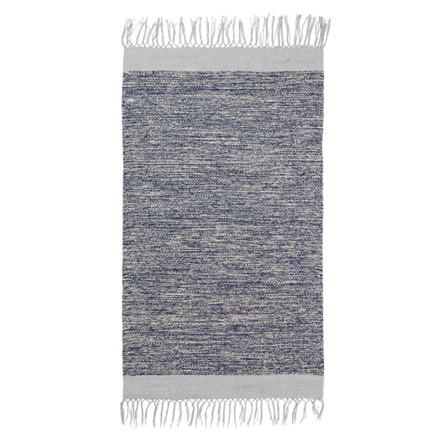 Ferm Living Tæppe Melange Blå