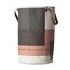 Ferm Living Vasketøjskurv Colour Block