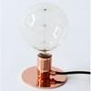 Frama Cph E27 Bordlampe Kobber