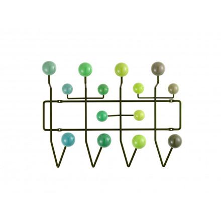 Eames Hang It All Knagerække Grøn