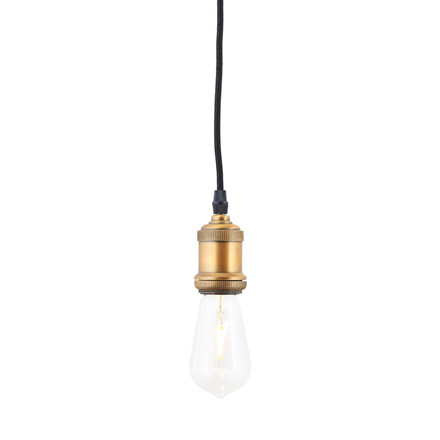 House Doctor Clear Decoration LED Pære 146x65mm