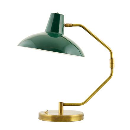 House Doctor Desk Bordlampe Grøn