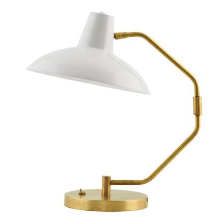 House Doctor Desk Bordlampe Mat Grå