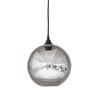House Doctor Lampe Circle Smokey grå