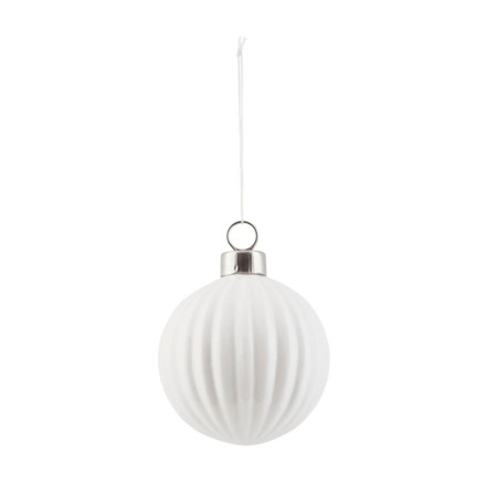 House Doctor Ornament Pleated