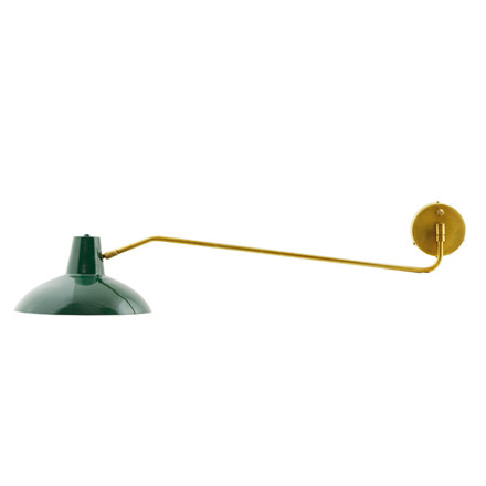 House Doctor Desk Væglampe Grøn