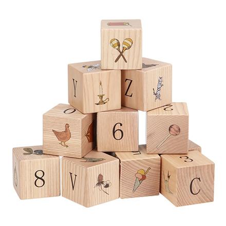 Konges Sløjd  Wooden blocks