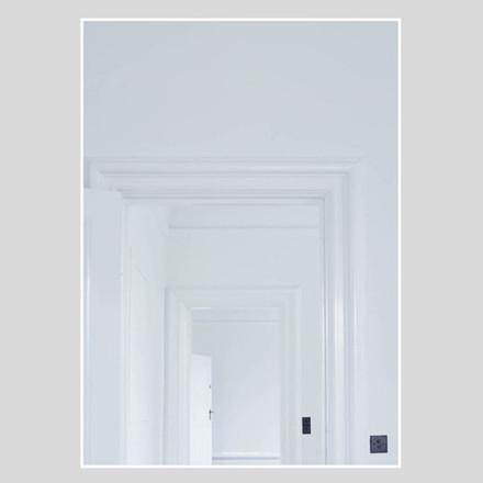Kristina Dam plakat Doorway 50x70