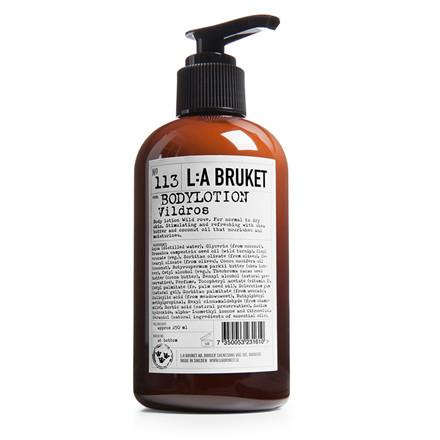 LA Bruket Bodylotion Vildrose 250 ml