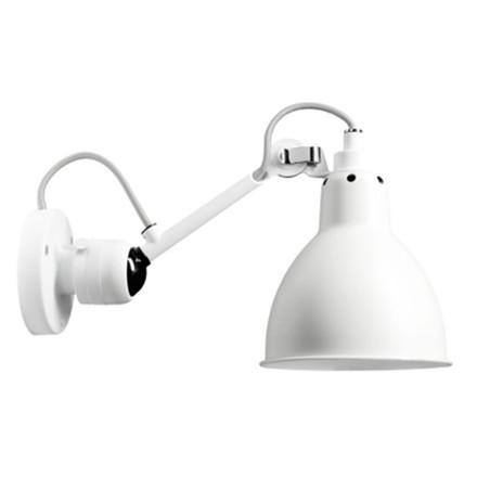 Lampe Gras Væglampe Hvid No 304