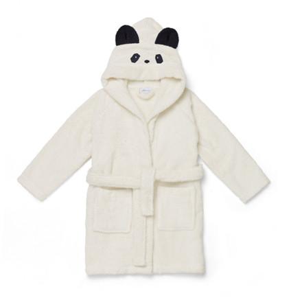 Liewood Badekåbe Panda Creme