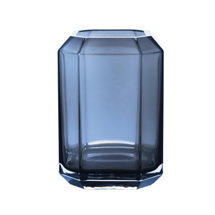 Louise Roe Jewel Vase Blå Stor