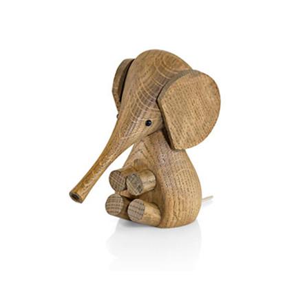 Lucie Kaas Elefant i Røget Eg