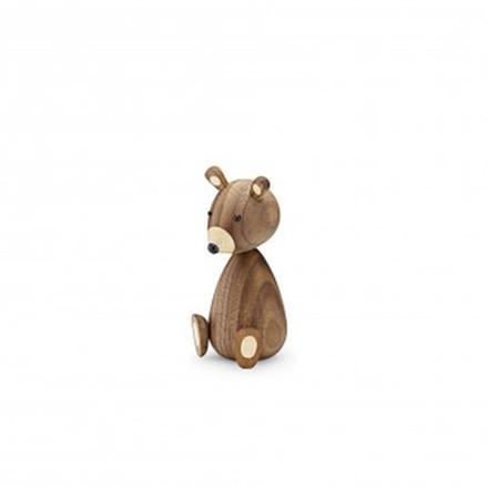 Lucie Kaas Træfigur Baby Bear