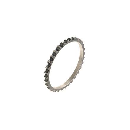 Maria Black WW Ring Oxideret