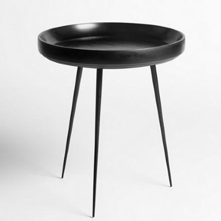 Mater Bowl table Black