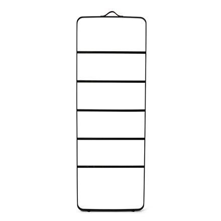 Menu Towel Ladder - Håndklædestige Sort/Mørk Ask