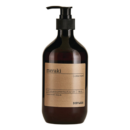 Meraki Bodywash Cotton Haze 500 ml.
