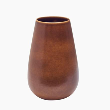 Mette Duedahl Vase høj Chestnut