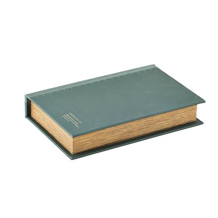 Monograph Opbevaring Bog Ruller Grøn