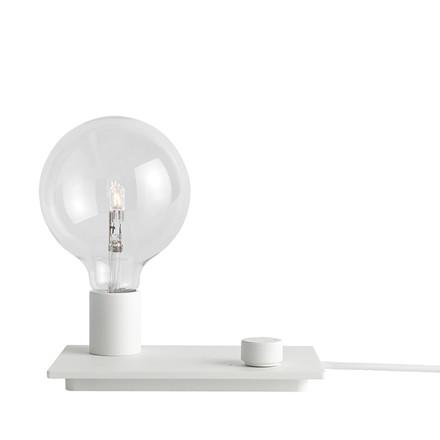 Muuto Control Lamp Hvid