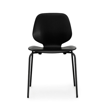 Normann Copenhagen Stol My Chair Black/black