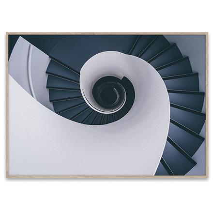Paper Collective Plakat KUA Stairways