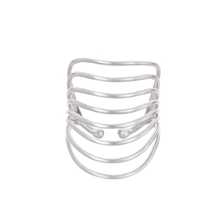 Pernille Corydon Ring Silhouette Sølv