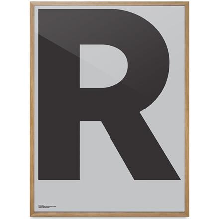 "Playtype ""R"" plakat"