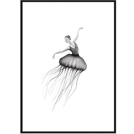 Sanna Wieslander Art Jelly Dancer Illustration