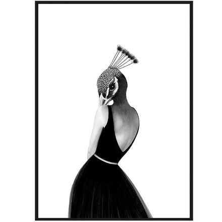 Sanna Wieslander Art Coco Cocktail Illustration