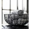 SemiBasic klud perlestik Mørke grå