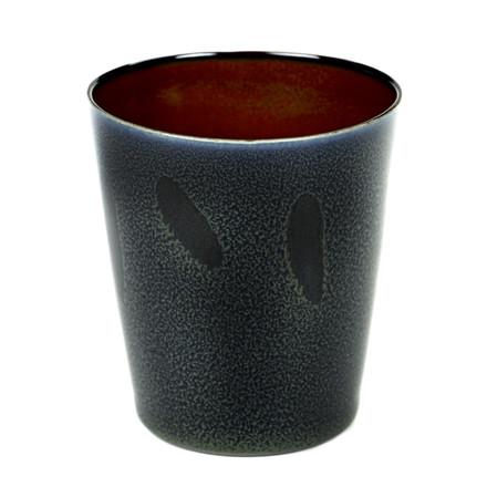 Serax Goblet Conic Mørke Blå-Rust Mellem