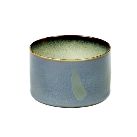 Serax Goblet Cylinder Lav Smokey Blå