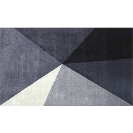 Skriver Collection Dørmåtte Trendmat Deluxe Art Grey